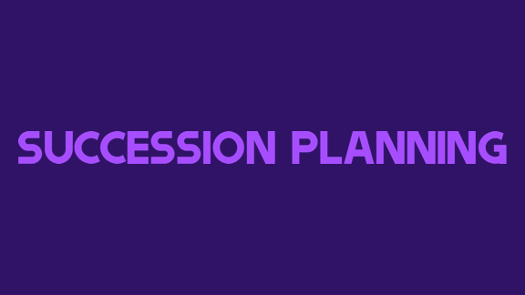 Sussession Planning