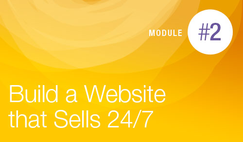 Build a Website that Sells 24/7