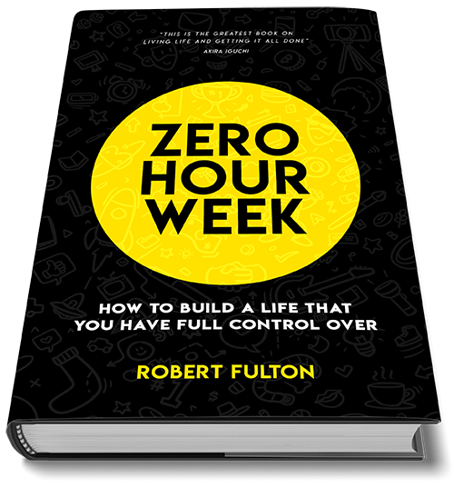 Zero Hour Week - Robert Fulton, Denver, CO