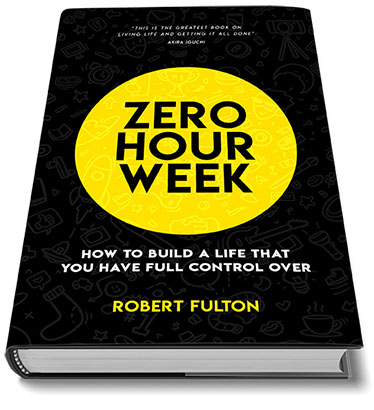 Zero Hoiur Week - Robert Fulton Denver, CO